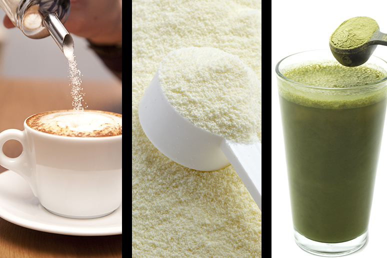 Powder Beverage Image Preview